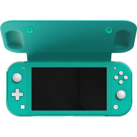 Nintendo Switch Lite flipcase - turkoise