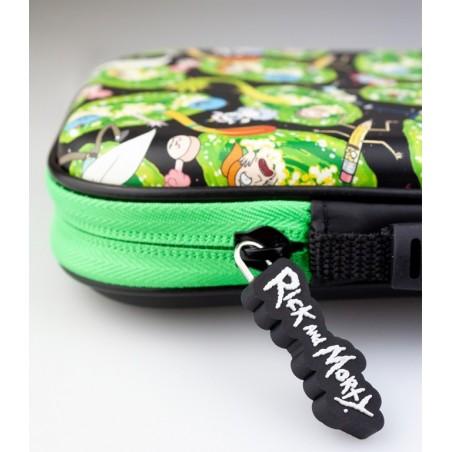 Nintendo Switch Rick en Morty Carry Bag PORTALS