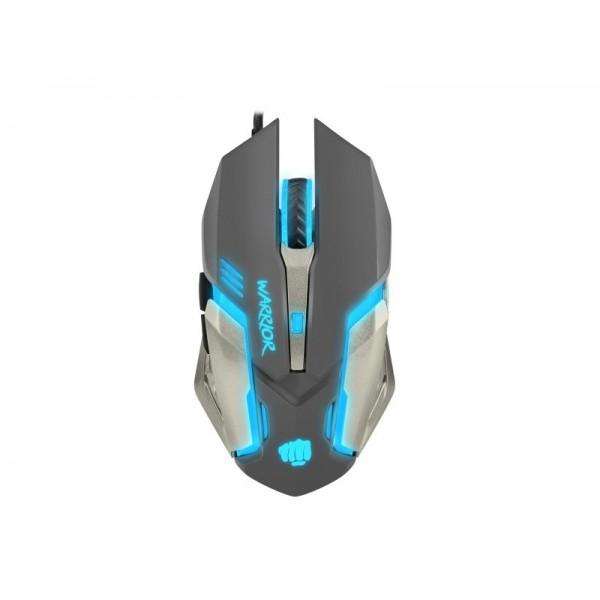 Fury Warrior - Gaming Muis - Optisch - 3200 DPI - Met LED verlichting