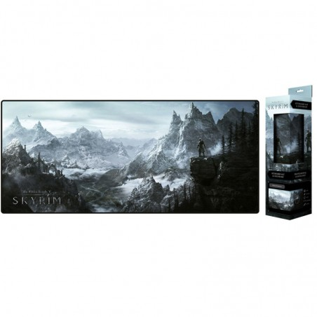 Skyrim  Extended Gaming Mousepad  Valley  80x35 cm