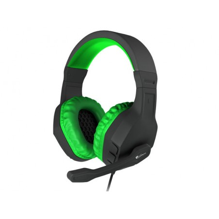 Genesis Argon 200 - Stereo PC Gaming Headset - Groen