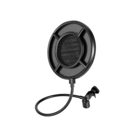 Thronmax  Proof-Pop Filter  360 graden flexibiliteit - Zwart