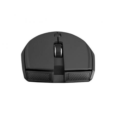 Natec Blackbird - Draadloze optische muis - 2.4 GHZ - Zwart