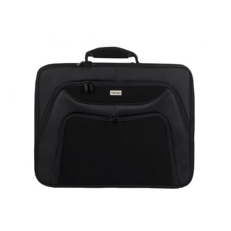 Natec Sheepdog - Laptoptas - 19 inch - Zwart