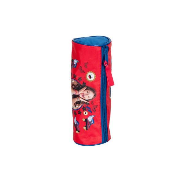 Disney Soy Luna - Etui - Sport Fun - 7 cm hoog