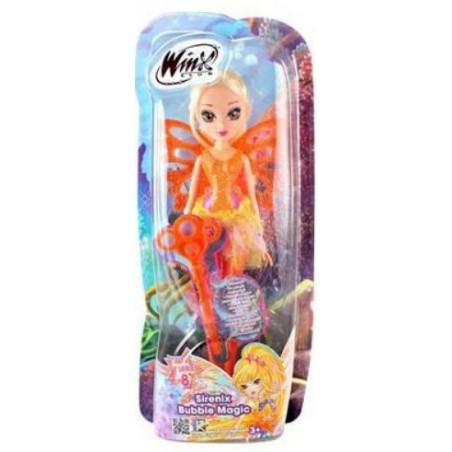 Winx Sirenix bubble magic - Flora