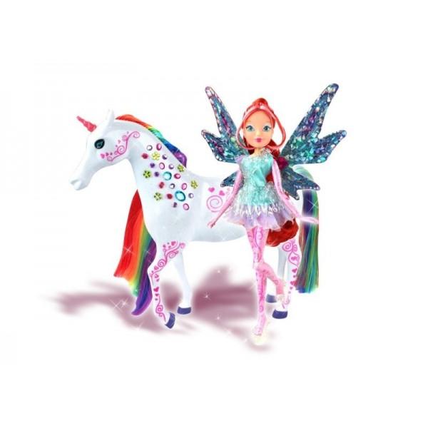 Winx: Bloom Tynix en Elas the Unicorn