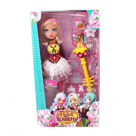 Regal Academy - Pop - Rose - met Glitter Tattoo Kit