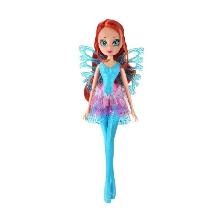 Winx Sirenix bubble magic - Bloom