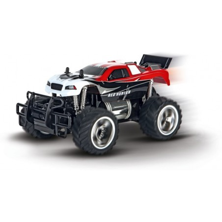 Carrera RC - Red Hunter X - Afstand bestuurbare auto - Monstertruck - 9 km/u