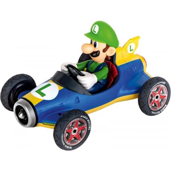 Mario Kart Mach 8 - Luigi -  Afstand bestuurbare auto - 9 km/u