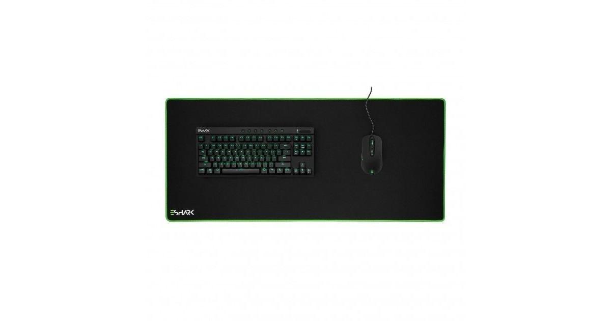 eShark gaming muismat ESL-MP1 KARUTA - 90x40 cm