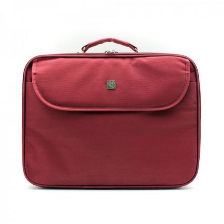 New York Laptop tas 15.6 inch- Rood