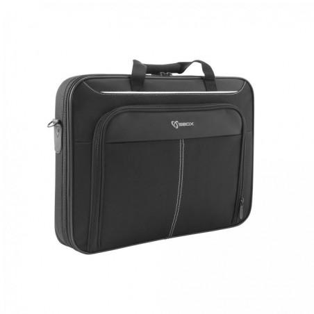 Hongkong Laptop bag 15.6 inch - Zwart