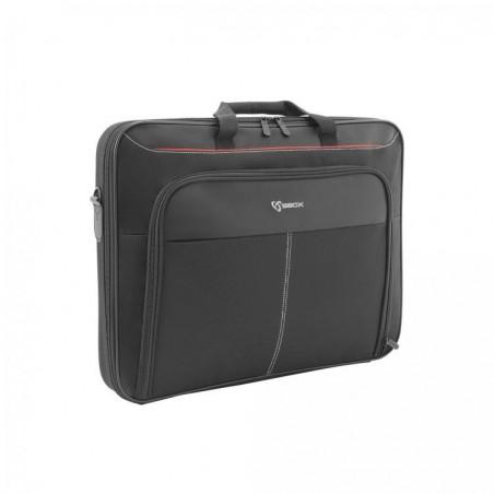 Hongkong - NSS-88123 Laptopbag -  15.6 inch - Zwart
