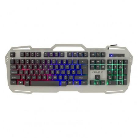 White Shark Metalen Gaming keyboard Viking 2 - GK-1624