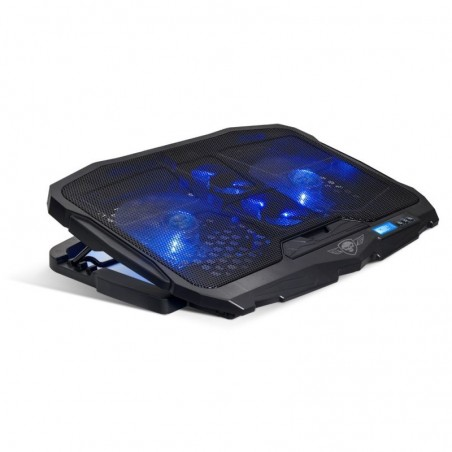 Spirit of Gamer - Laptop Cooling pad - Koeler Blade 600 - tot 17 inch - blauw