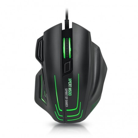 Spirit of Gamer - Xpert-M500 Laser Gaming Muis - PC