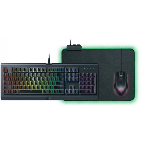 Razer Chroma RGB Gaming Bundle Toetsenbord Muis(mat) Qwerty
