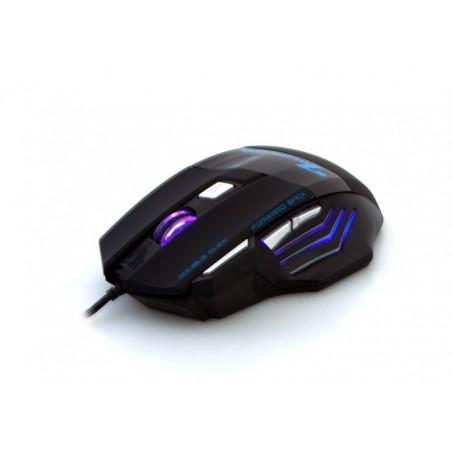 Everest SM-770 3200 dpi verlicht gaming muis