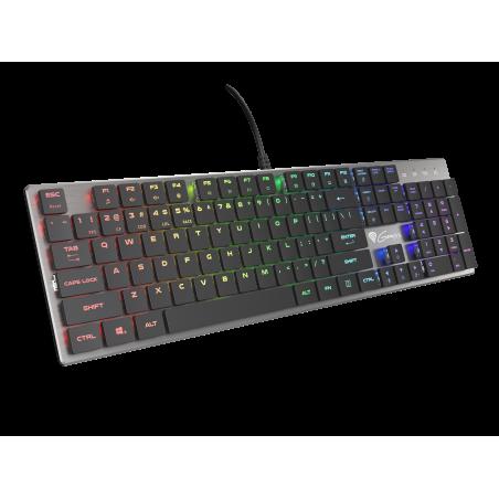 Genesis Thor 420 RGB gaming keyboard - US layout