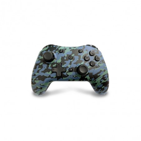 Nintendo Switch - Draadloze Bluetooth Controller - Camouflage