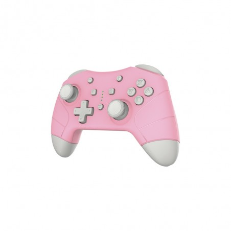 Nintendo Switch - Draadloze Bluetooth Controller - Roze