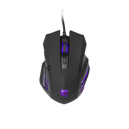 White Shark gaming muis GM-3006 Hannibal 2 zwart -3200 dpi