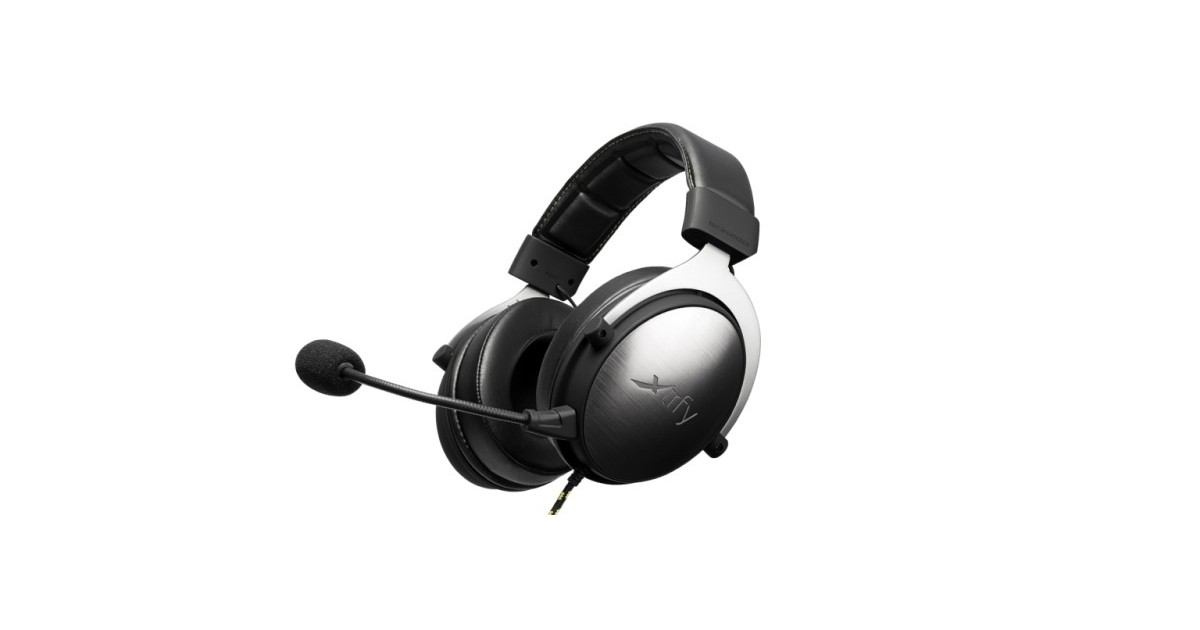 Xtrfy H1 - Esport Gaming Headset - Zwart