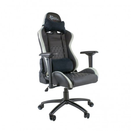 White Shark gaming stoel Nitro GT zwart-wit