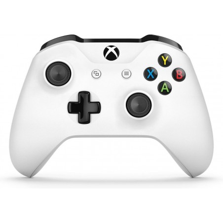 Microsoft Xbox One S - Official licensed Wireless controller - White