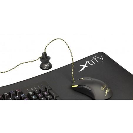 Xtrfy C1 - Muis Bungee - Zwart