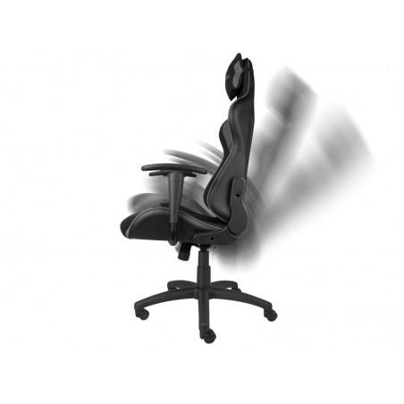 Gaming stoel Genesis Nitro 440 zwart-grijs