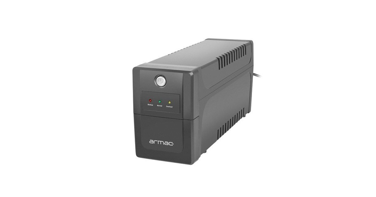 Armac 650F noodstroomvoeding voor thuis