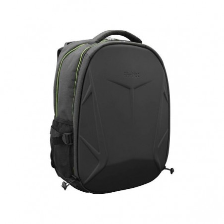 eShark gaming backpack ESL-BP1 GURUWA - Zwart - Met USB ingang - Laptop vak 15,6 inch