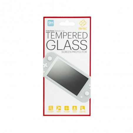 Nintendo Switch Lite Screen Protector van Tempered Glass (verhard glas)