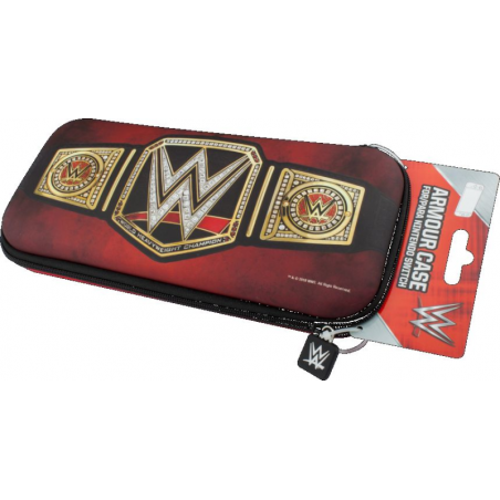 Nintendo Switch - WWE - Opberghoes - Accessoires - Gamecards