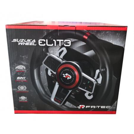 Suzuka Wheel ELITE - PS4 - Xboxone - Switch en PC