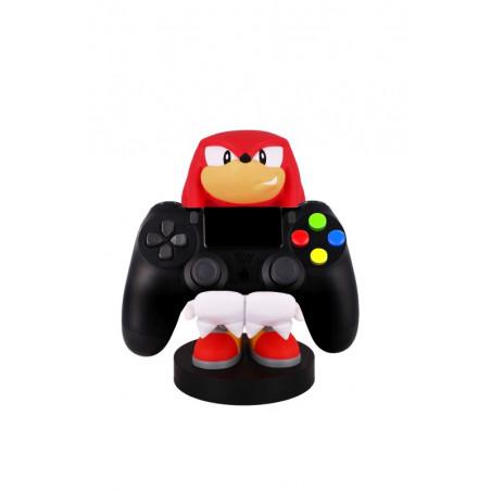 Cable guy - Knuckles telefoonhouder - game controller stand met usb oplaadkabel  8 inch