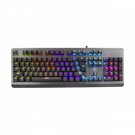 White Shark Legionnaire mechanische gaming keyboard GK-1926 - Metaal-US layout