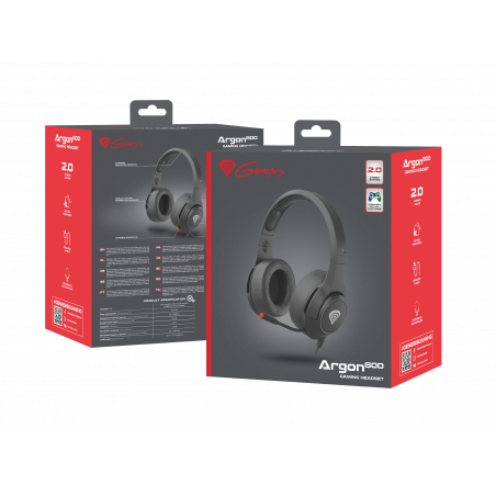 Genesis Argon 600 gaming headset