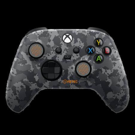 xbox series x - Siliconen controller skin en thumb grips voor Xbox series X controller - Camouflage