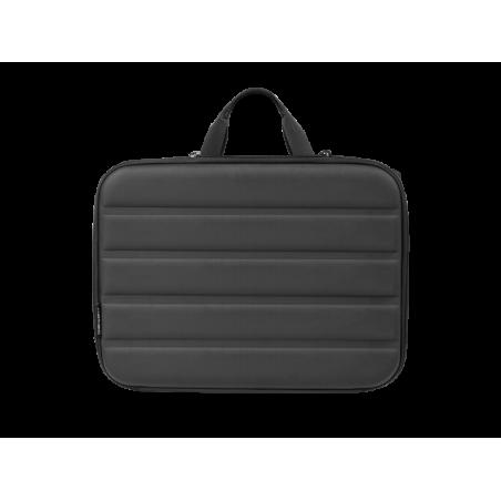Natec Turtle laptop sleeve voor 13.3 inch laptops - Zwart