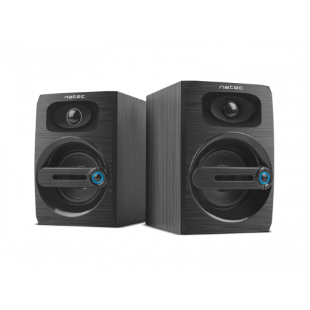 Natec Cougar speakers - Zwart