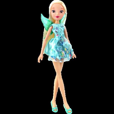 Winx MAGICAL SHINE Stella speelpop - 26cm