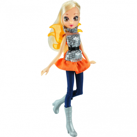 Winx STAR FASHION Stella speelpop - 26cm