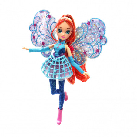 Winx COSMIC FAIRY Bloom speelpop - 26cm