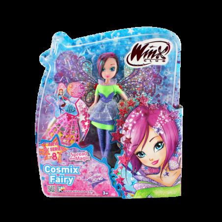 Winx COSMIC FAIRY Tecna speelpop - 26cm