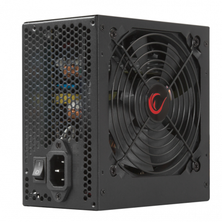 Rampage Power Supply Unit- 650W - 80 Plus Bronze Certificaat
