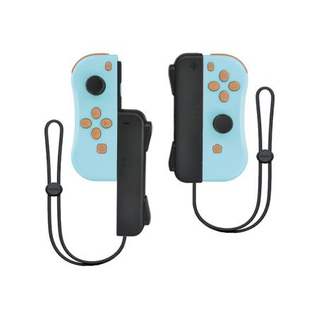 Under Control Nintendo Switch ii-con Controllers met polsbandjes - Carapace